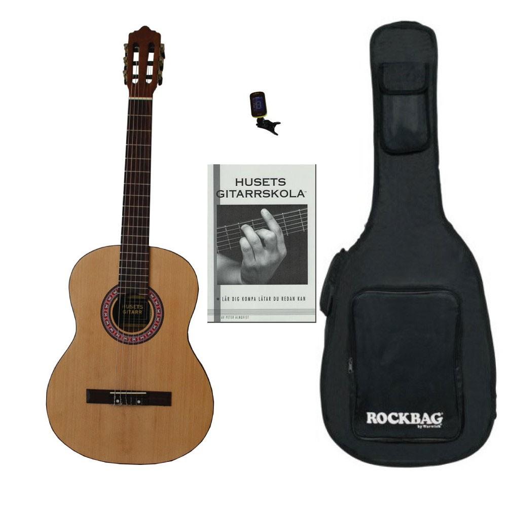 #1 Gitarr för nybörjare